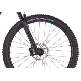 GT Bicycles Sensor Carbon Elite satin raw/gloss aqua blue/red